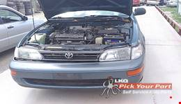 1995 TOYOTA COROLLA available for parts