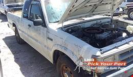 1989 MAZDA B2200 available for parts