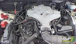 2008 CADILLAC SRX partes disponibles