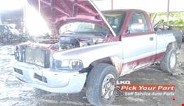 1994 DODGE RAM 1500 available for parts