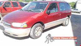 1999 MERCURY VILLAGER available for parts