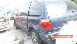 2003 DODGE CARAVAN available for parts