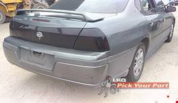 2005 CHEVROLET IMPALA available for parts