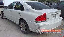 2007 VOLVO S60 available for parts