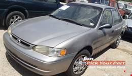 1998 TOYOTA COROLLA available for parts