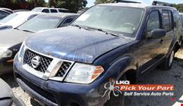2012 NISSAN PATHFINDER available for parts