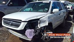 2003 HONDA PILOT available for parts