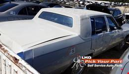 1988 CADILLAC BROUGHAM available for parts