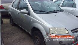 2005 CHEVROLET AVEO available for parts