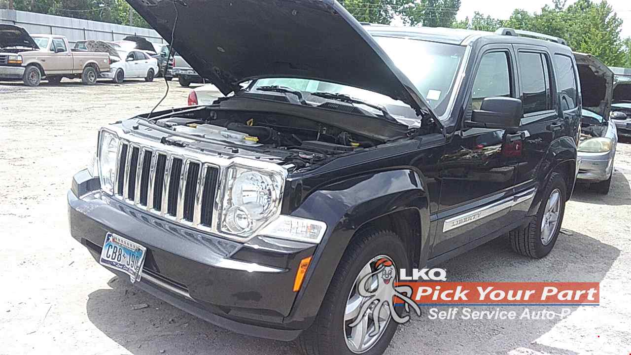 2010 Jeep Liberty Used Auto Parts Houston Northville
