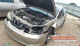 2006 TOYOTA CAMRY available for parts