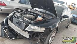 2006 AUDI A6 QUATTRO partes disponibles