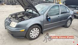 2004 VOLKSWAGEN JETTA available for parts