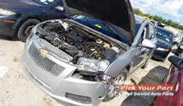 2012 CHEVROLET CRUZE available for parts