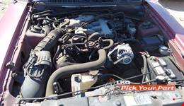 2004 FORD MUSTANG available for parts
