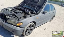 2005 BMW 325I partes disponibles