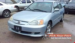 2003 HONDA CIVIC available for parts