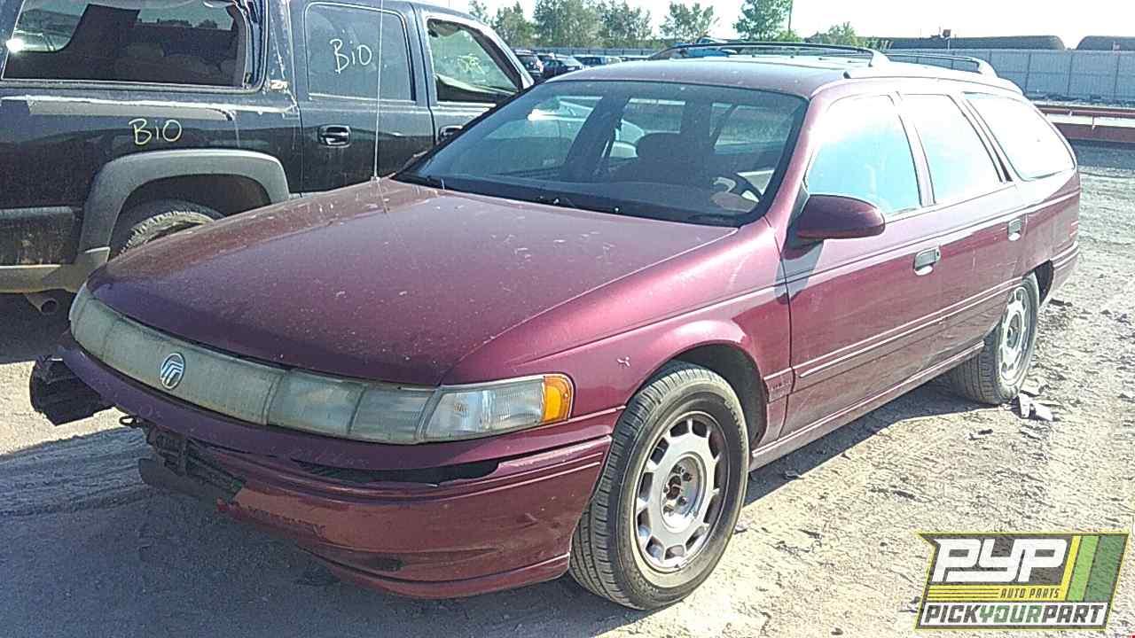 1993 Mercury Sable Used Auto Parts Wichita