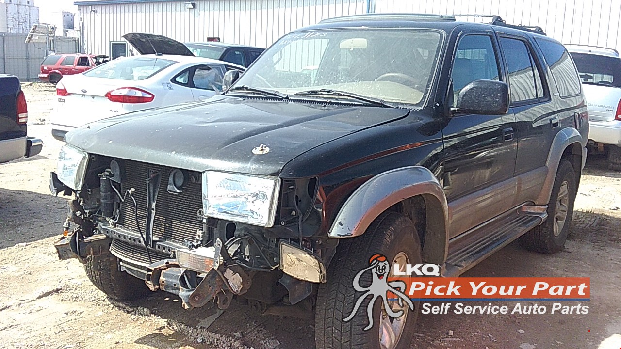 2001 Toyota 4runner Used Auto Parts Wichita