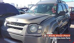 2002 NISSAN XTERRA available for parts
