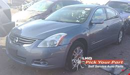 2011 NISSAN ALTIMA available for parts