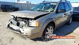 2006 FORD FREESTYLE partes disponibles