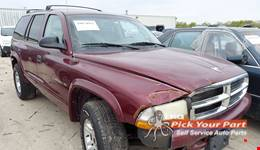 2001 DODGE DURANGO available for parts