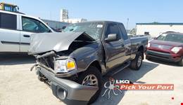 2011 FORD RANGER available for parts