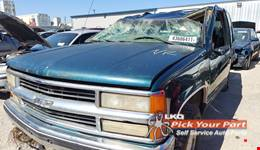 1999 CHEVROLET K1500 SUBURBAN available for parts