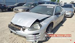 2001 MITSUBISHI ECLIPSE available for parts