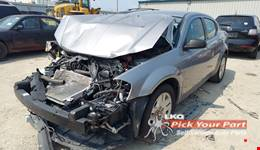 2013 DODGE AVENGER available for parts