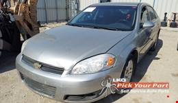 2007 CHEVROLET IMPALA available for parts