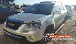 2009 GMC ACADIA available for parts