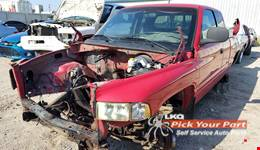 2001 DODGE RAM 1500 available for parts