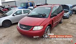 2003 CHRYSLER TOWN & COUNTRY partes disponibles