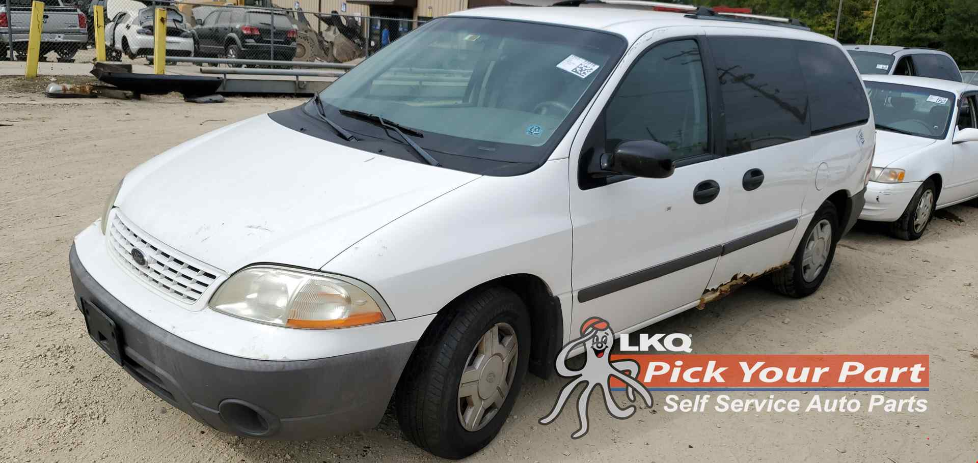 2001 ford windstar used auto parts lkq pick your part rockford lkq pick your part
