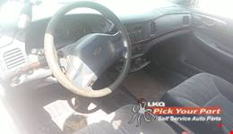 2001 CHEVROLET IMPALA available for parts