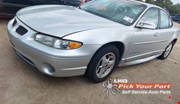 2001 PONTIAC GRAND PRIX available for parts