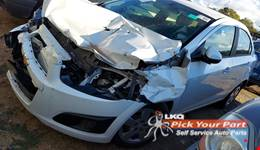 2016 CHEVROLET SONIC available for parts