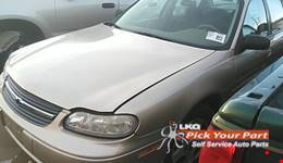 2005 CHEVROLET CLASSIC available for parts