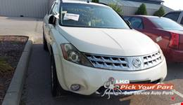 2007 NISSAN MURANO available for parts