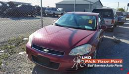 2006 CHEVROLET IMPALA available for parts