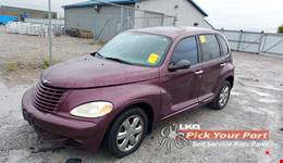 2003 CHRYSLER PT CRUISER available for parts