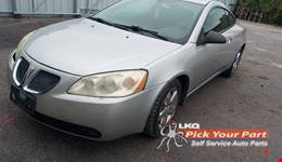 2007 PONTIAC G6 available for parts