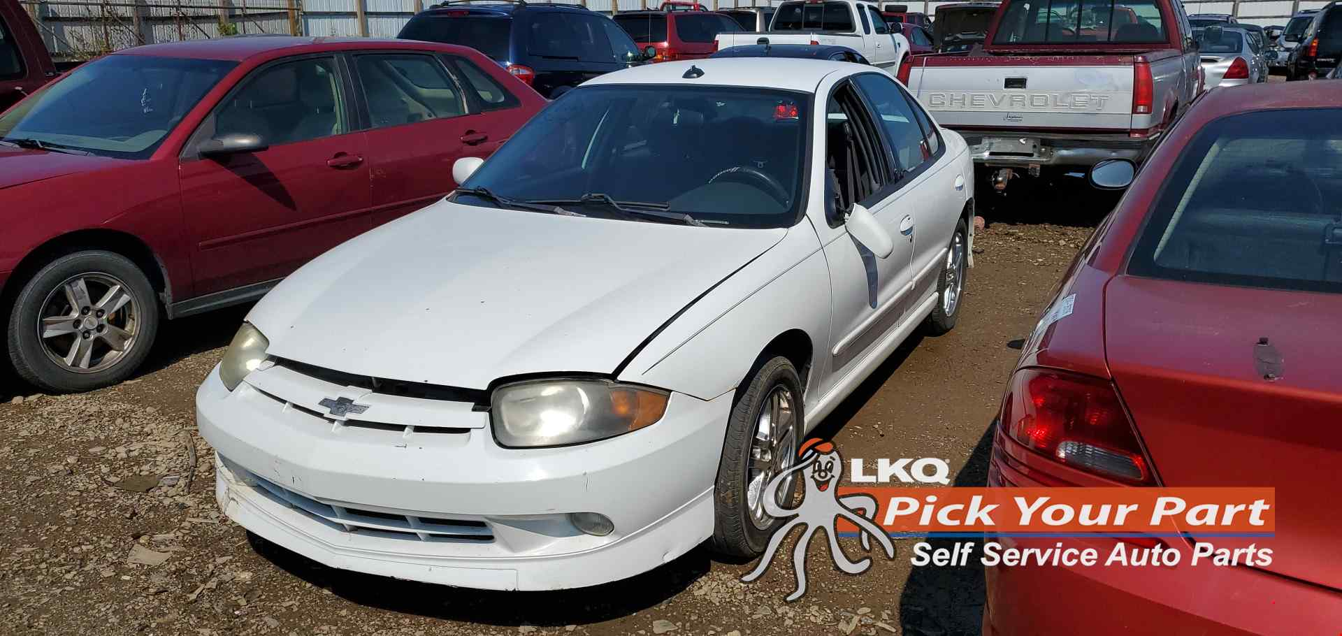 2003 chevrolet cavalier used auto parts lkq pick your part fort wayne lkq pick your part