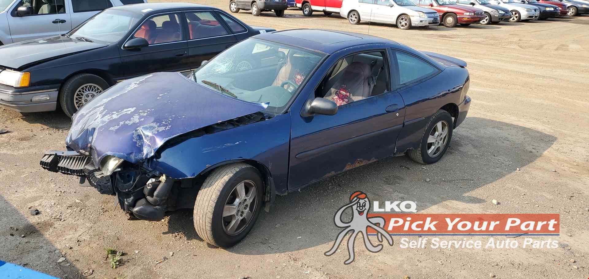 2002 chevrolet cavalier lkq pick your part fort wayne lkq pick your part