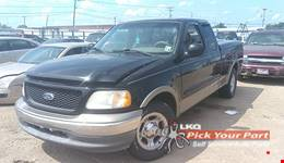 2003 FORD F-150 available for parts