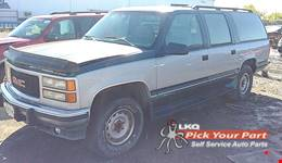 1994 GMC K1500 SUBURBAN available for parts