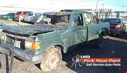 1989 FORD F-250 available for parts