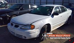 2004 PONTIAC GRAND AM available for parts